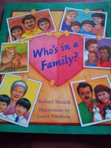 Who's in a Family cover